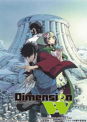 Dimension W: Short Track/Robot wa Sentou no Yume wo Miruka [01/01] [HD] [Sub Español] [MEGA]