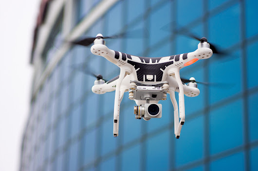 Business Leaders Weigh in on Drones, Robots, and Business - Innovative Company