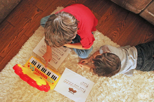 Parents and teachers love this easy, interactive way to teach music to kids