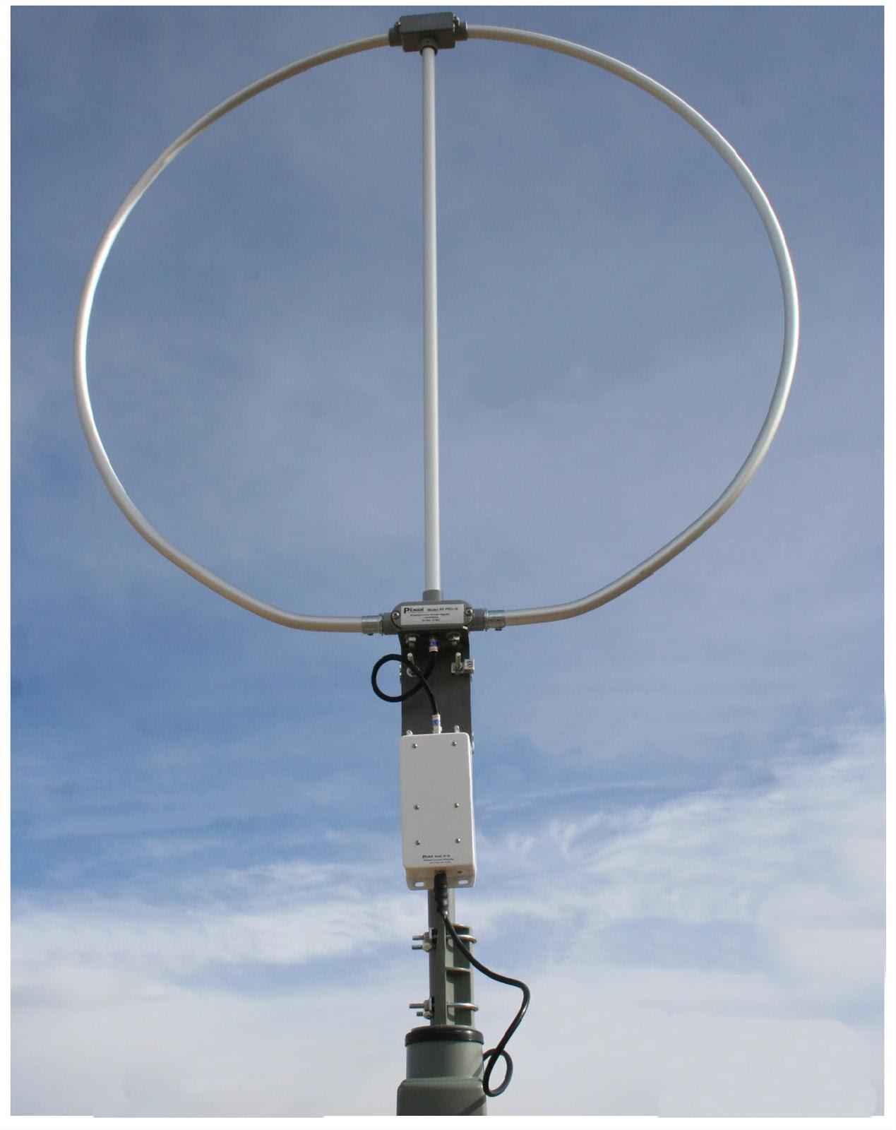 магнитная антенна