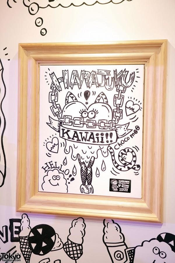 Japanese Artist Choco Moo (4)