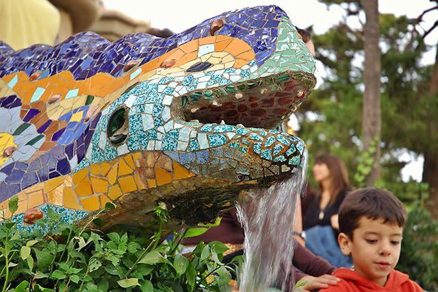 Barcelona Cultural Heritage Vandalized