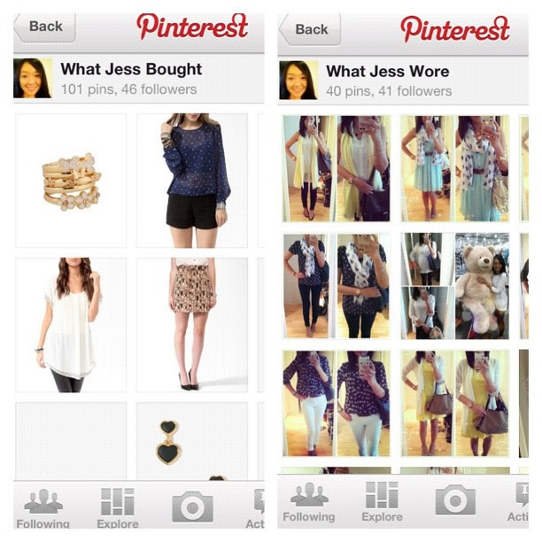 #followme on #pinterest