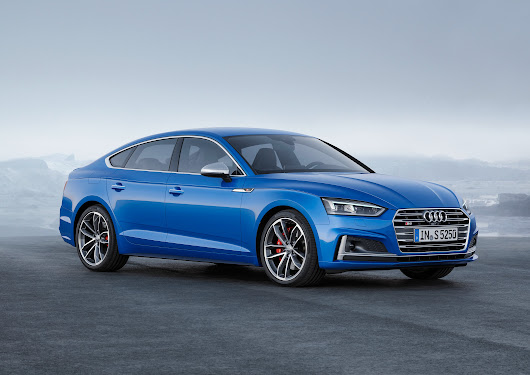 2018 Audi S5 Sportback carries stuff, hits 60 mph in 4.5 seconds for $55,375