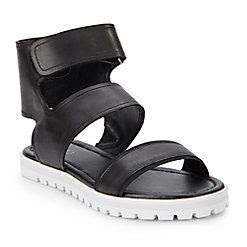 Kelsi Dagger Brooklyn Ankle-Wrap Sandal