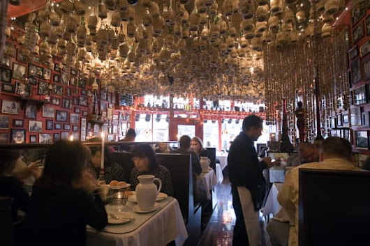 Unusual American restaurants