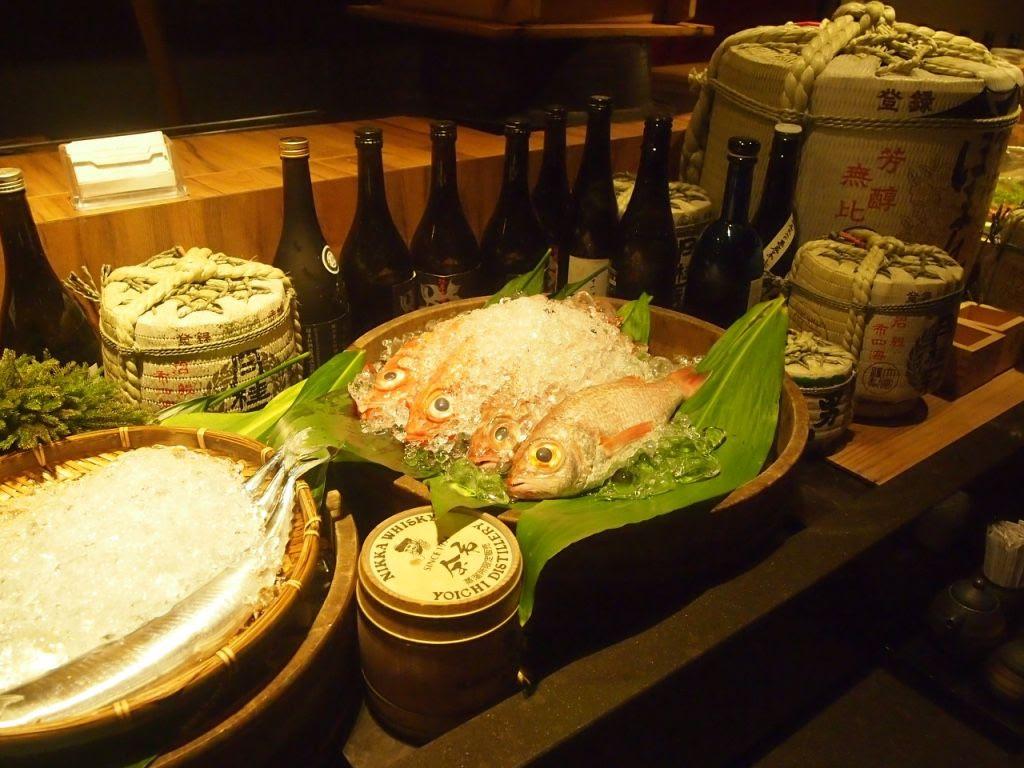 photo Tamashii Robataya Whisky Sukiyaki 6.jpg