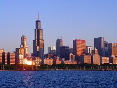 5.31.2009 Chicago Sunrise (22) 5.31 am