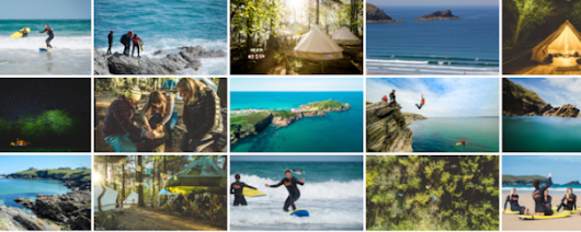 Surf Camps in Cornwall | Surf & Adventure Weekend Camps