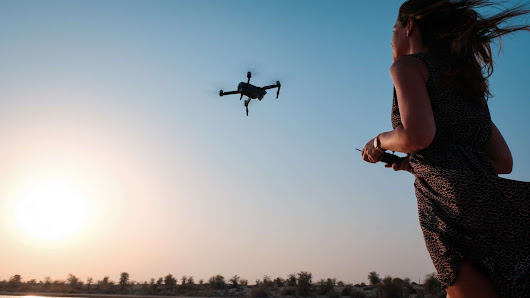 How Drone Technology is Changing the World? | iGadgetsworld