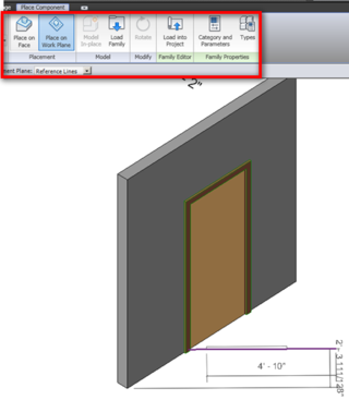 how to make a family in revit