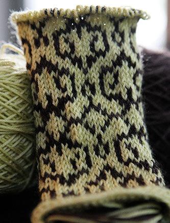 Sock Swatch