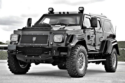 Top 10 Armored Vehicles - Criminal Justice Degree Hub