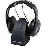 Sennheiser RS 135 Wireless Stereo Headphone System (Black)