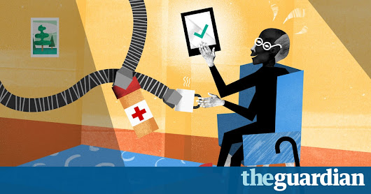 Could the care we need come from the internet of things? | Gaby Hinsliff | Opinion | The Guardian