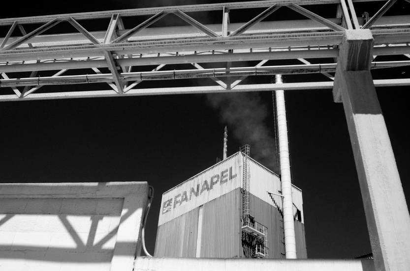 Fanapel, en Juan Lacaze. Foto: Pablo Vignali (archivo, enero de 2014 )