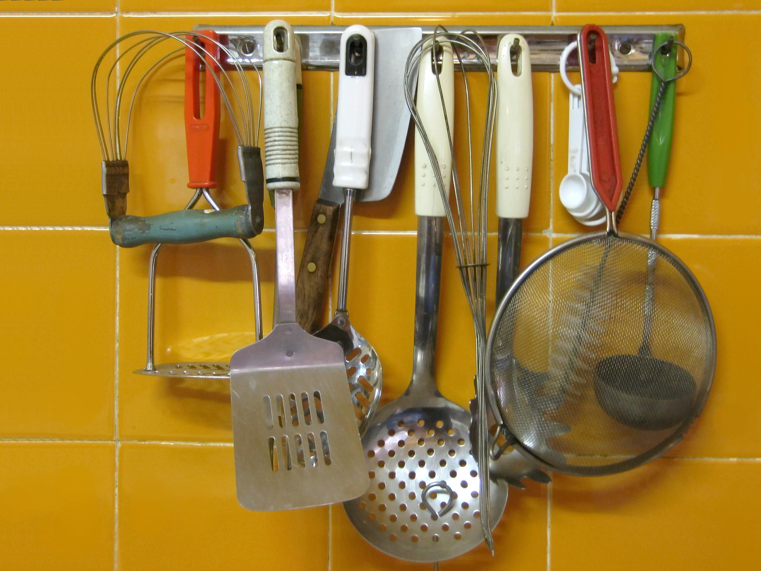 List of food preparation utensils - Wikipedia, the free encyclopedia