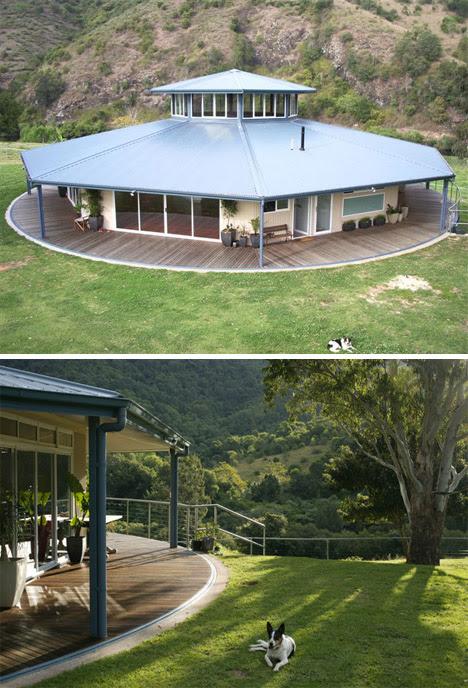 perierga.gr - Σπίτι περιστρέφεται 360 μοίρες για καλύτερη θέα!