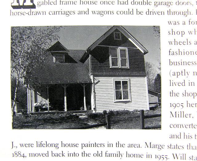 Margie's house