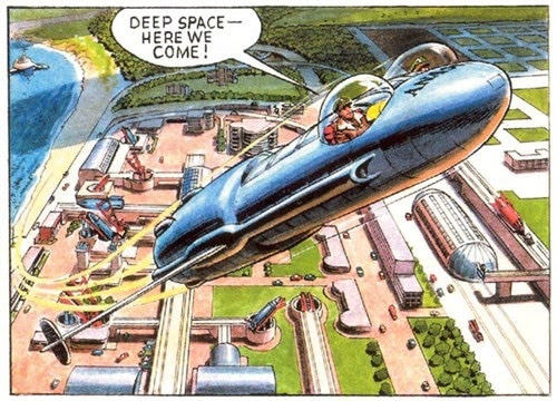 Brits in space!  HM Government still committed to UK #spaceport plans: draft regulations due later this year
