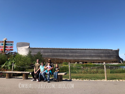 Our Trip to the Ark Encounter! Homeschool field trip- My Blessed Mess