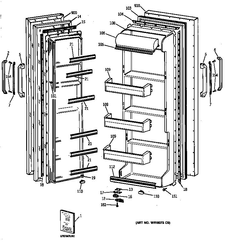 Wiring Database 2020: 25 Hotpoint Refrigerator Parts Diagram