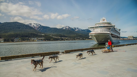 Juneau, Alaska Expects a Record Number of Cruise Tourists This Summer