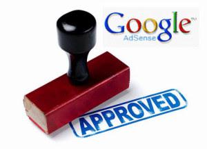 Google Adsense Approved