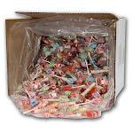 Hard Candy, Lollipop and Smarties Mix 9 lb bulk case
