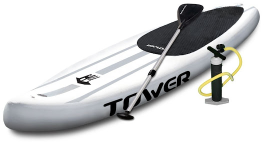 Tower Xplorer 14' Inflatable Stand Up Paddle Board Review - Stand Up Paddle Board Reviews