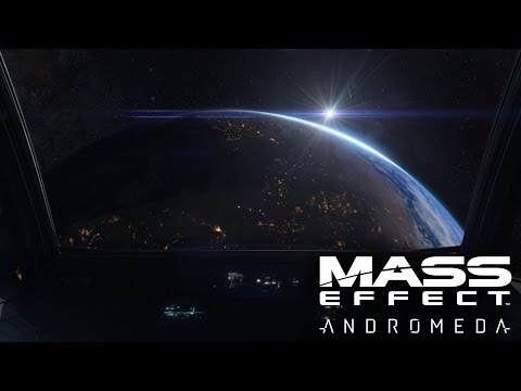 Another Mass Effect: Andromeda Contest Entry