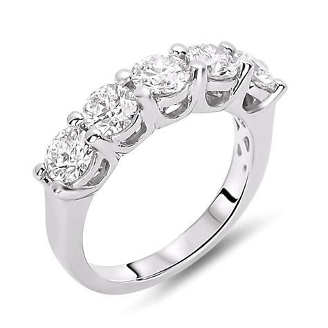 15 Best Collection of 10 Year Diamond Anniversary Rings