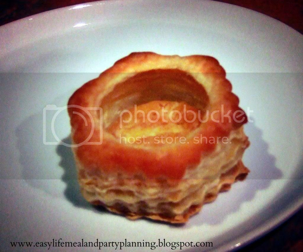 Raspberry Bourbon Glazed Dessert - Easy Life Meal & Party Planning