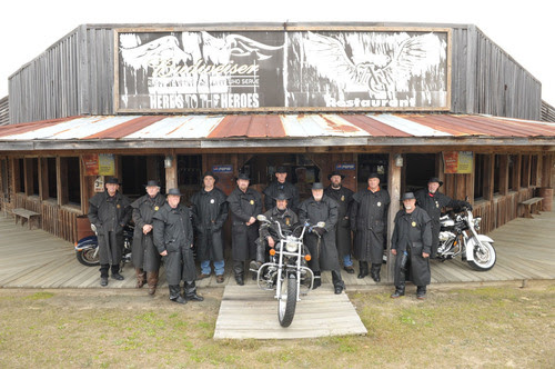 Eleven Friends Join 2013 Scotts Ride For Miracles To Benefit