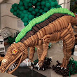 20-Foot Long Balloon Dinosaur