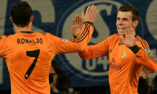 Schalke 04 1 : 6 Real Madrid Champions League Highlights