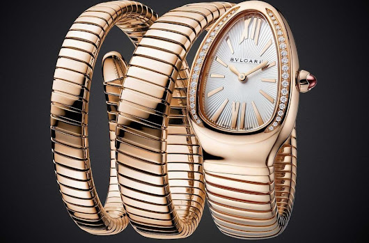 New masterpiece from Bulgari