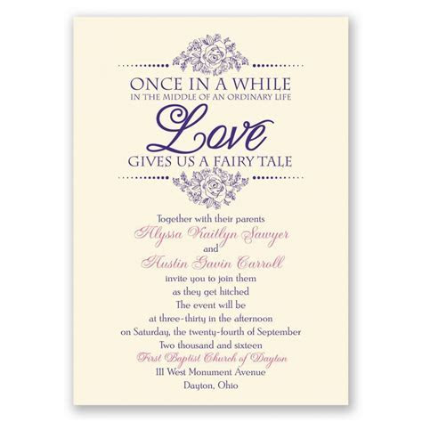 Wedding Invite Wording   Card Design Ideas