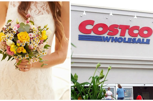 PSA: You Can Now Register For Your Wedding At Costco