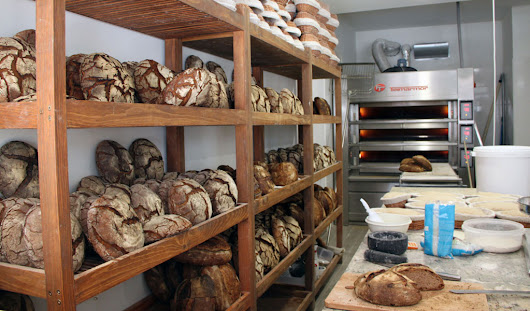 Super-Local Sourdough in Lisbon's Alcantara Neighborhood