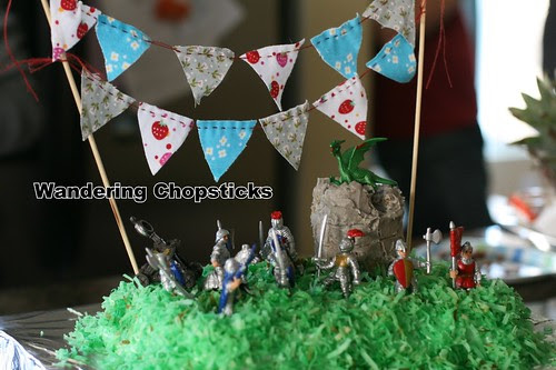 How to Sew Cake Bunting 2