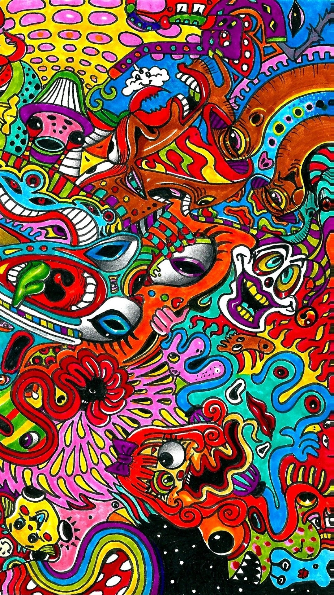 Trippy Drug Wallpapers 47 images