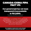 Source:... | Canada-China FIPA: The Facts