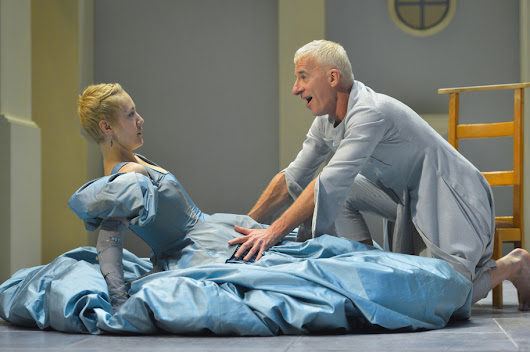 'Tartuffe' review: Serrand and Epp skewer oh-so-pious hypocrisy