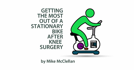 Getting the Most Out of a Stationary Bike After Knee Surgery