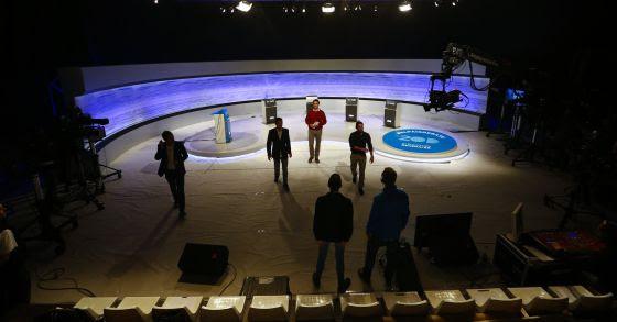 Ensayo para el debate electoral de EL PAÍS