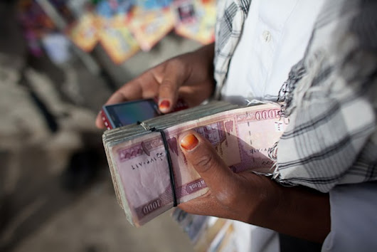 How turning the mobile payments industry on its head can scale financial inclusion