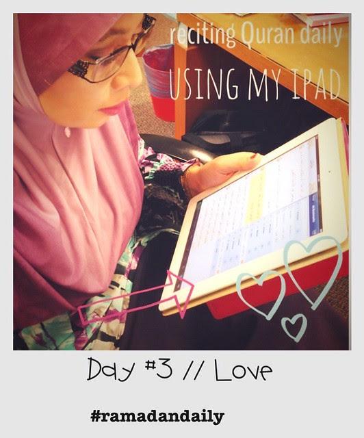Day #3 : Love
