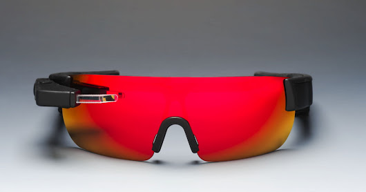 Kopin's new heads-up Solos glasses shows your cycling stats in real time