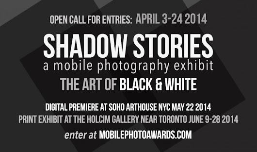 Mobile Photography Awards presents: Shadow Stories - The Mobile Photography Awards